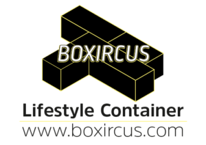 Boxircus Lifestyle Container Logo